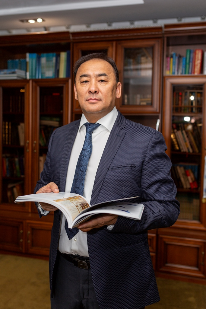 Ibragim Akdrashev is on the list of 50 most influential people of the oil and gas industry of Kazakhstan