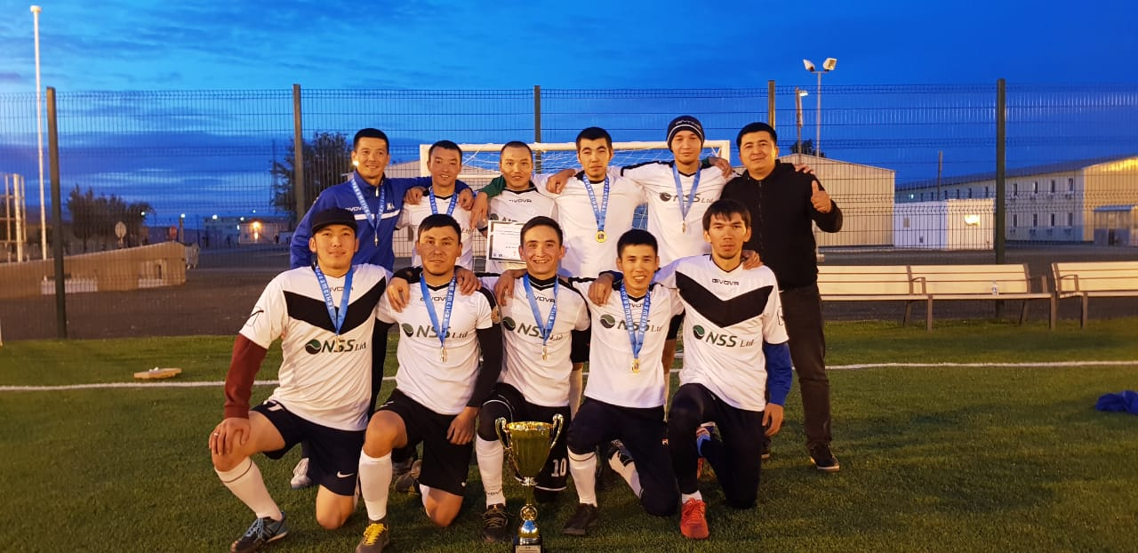 NSS FC won the tournaments dedicated to the 120th anniversary of Kazakhstani oil.