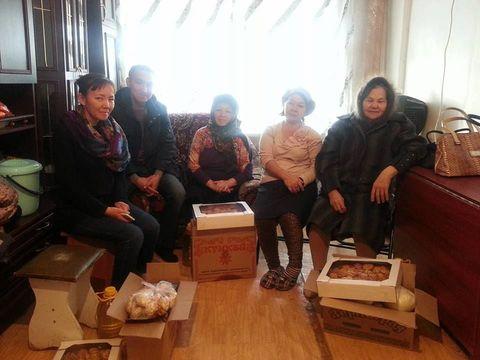Помощь обществу женщин-инвалидов