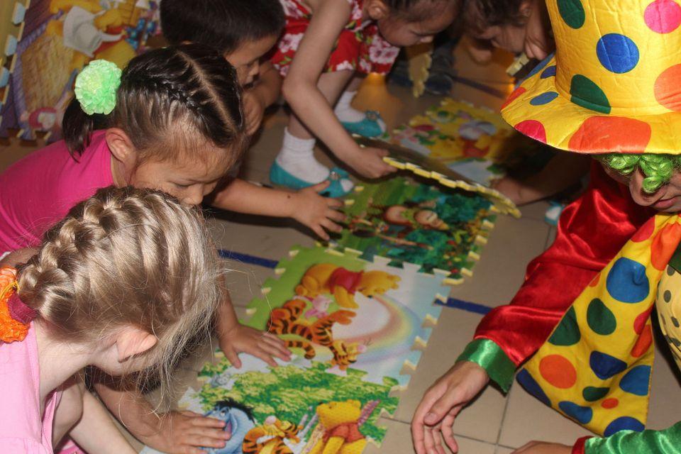 Праздник для детей-сирот